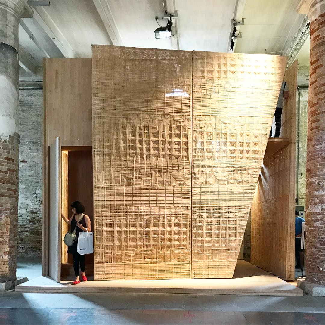 "Reporting from andramatin's ""Elevation"", Awardee of the Special Mention in  the 16th Venice Architecture Biennale – ARCHINESIA"